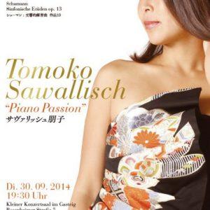 Tomoko Sawallisch Klavierabend