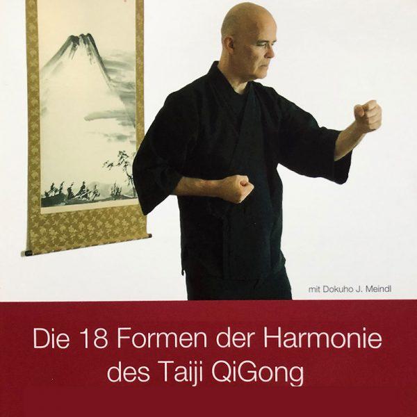 DVD: Die 18 Formen der Harmonie - QiGong Übung