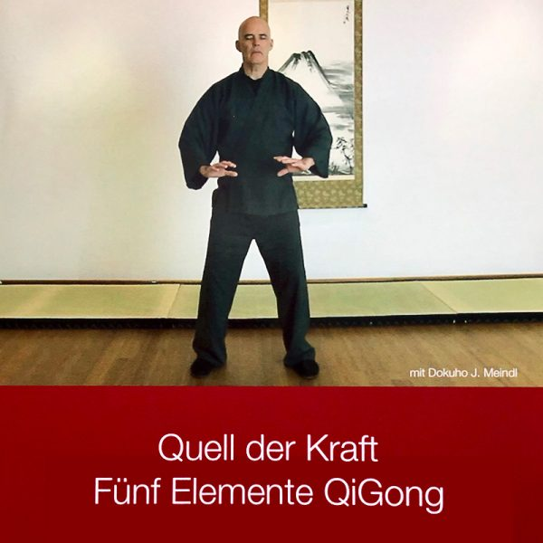DVD: Quell der Kraft - Fünf Elemente QiGong
