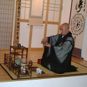 Tee Zeremonie
