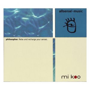 allsense CD Wasser - Philosoph