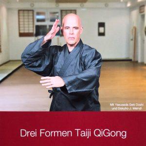 DVD: Drei Formen Taiji QiGong