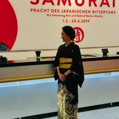 Samurai Ausstellung in der Hypo Kunsthalle München