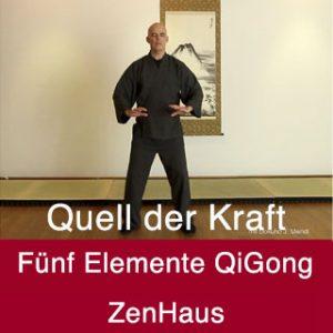 Video Quell der Kraft QiGong Übungen